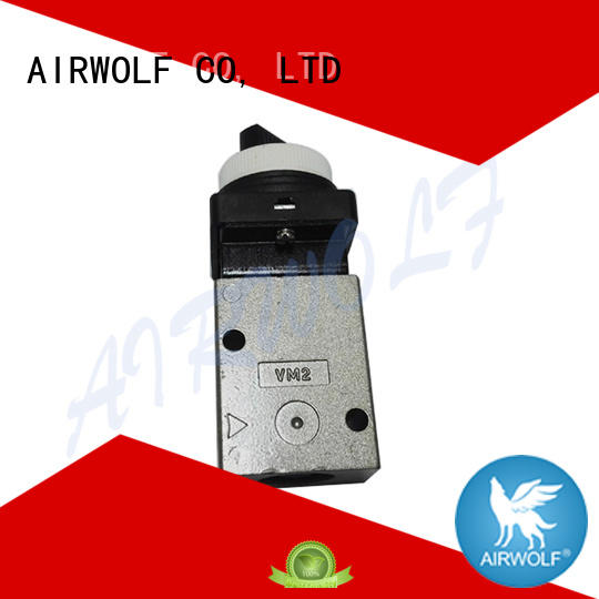 pp pneumatic push button valve high quality at discount