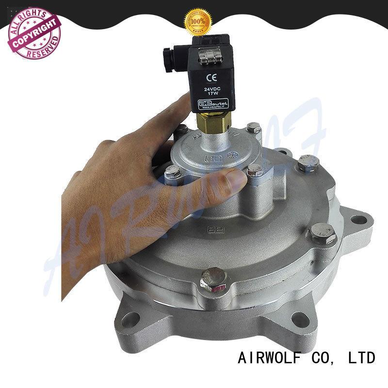 Autel Type Pulse jet solenoid valve AE1475G225 Silver AC220V TPE