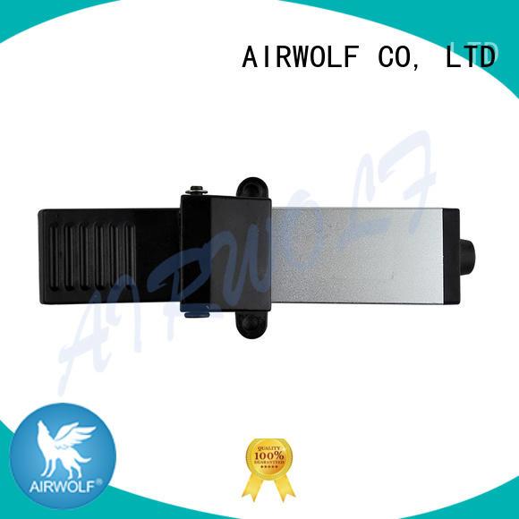green pneumatic push button valve cheapest price basic wholesale