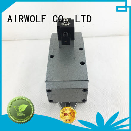 high-quality pilot operated solenoid valve on-sale adjustable system AIRWOLF