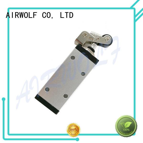 AIRWOLF manual pneumatic manual control valve protruding at discount