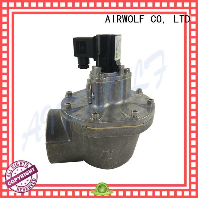 dedusting turbo pulse valves aluminum alloy wholesale air pack installation