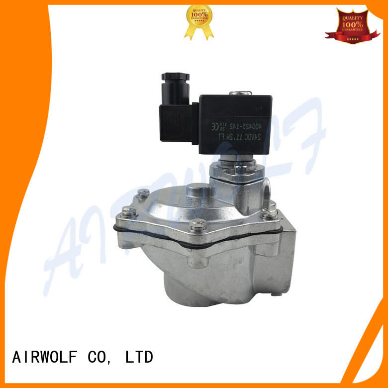 AIRWOLF Brand equivalent series pneumatic operated valve manufacture
