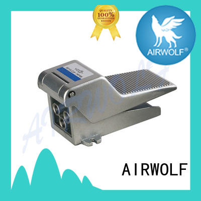 hand operated pneumatic valve high quality at discount AIRWOLF
