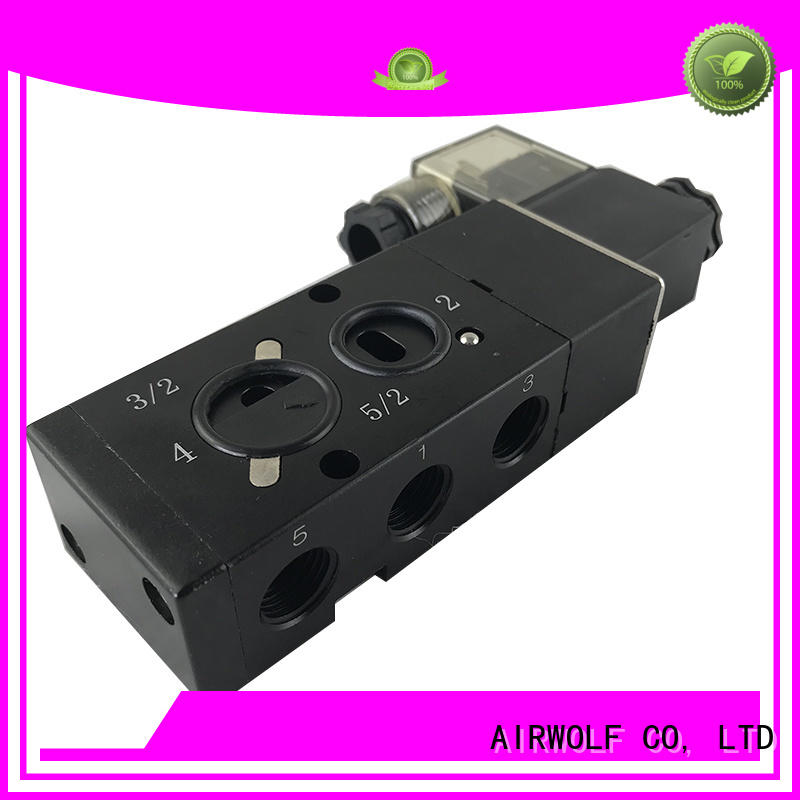 AIRWOLF on-sale pneumatic solenoid valve for gas pipelines