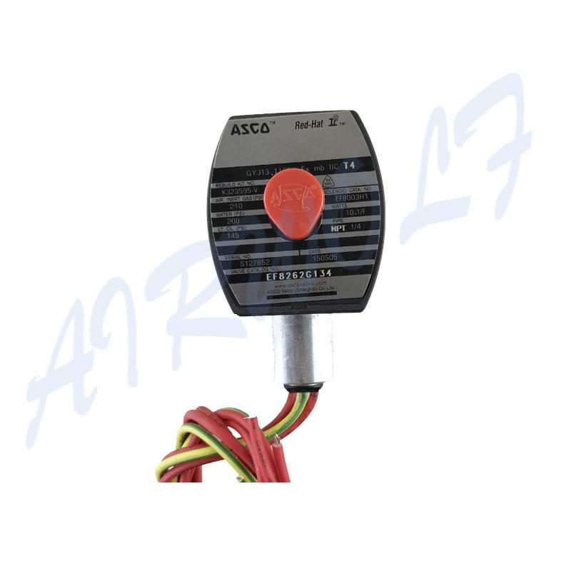 AIRWOLF high-quality pneumatic solenoid valve switch control-2