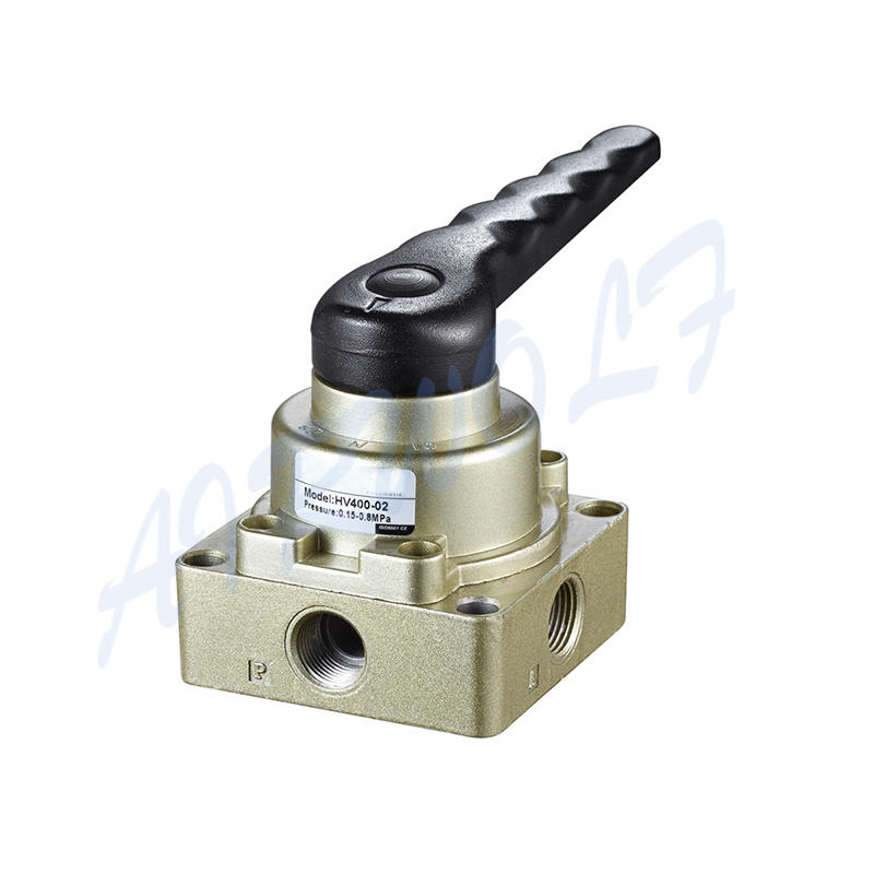 AIRWOLF cheapest price pneumatic push button valve outlet wholesale-3