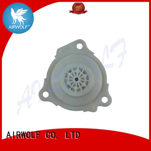 AIRWOLF red solenoid valve repair kit armature textile industry