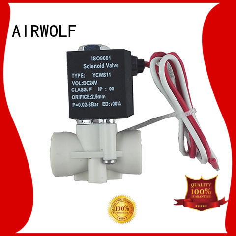 AIRWOLF on-sale solenoid valves body direction system