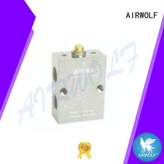 black pneumatic push pull valve direct wholesale AIRWOLF