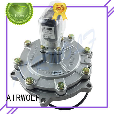 AIRWOLF norgren series anti pulse valve custom dust blowout