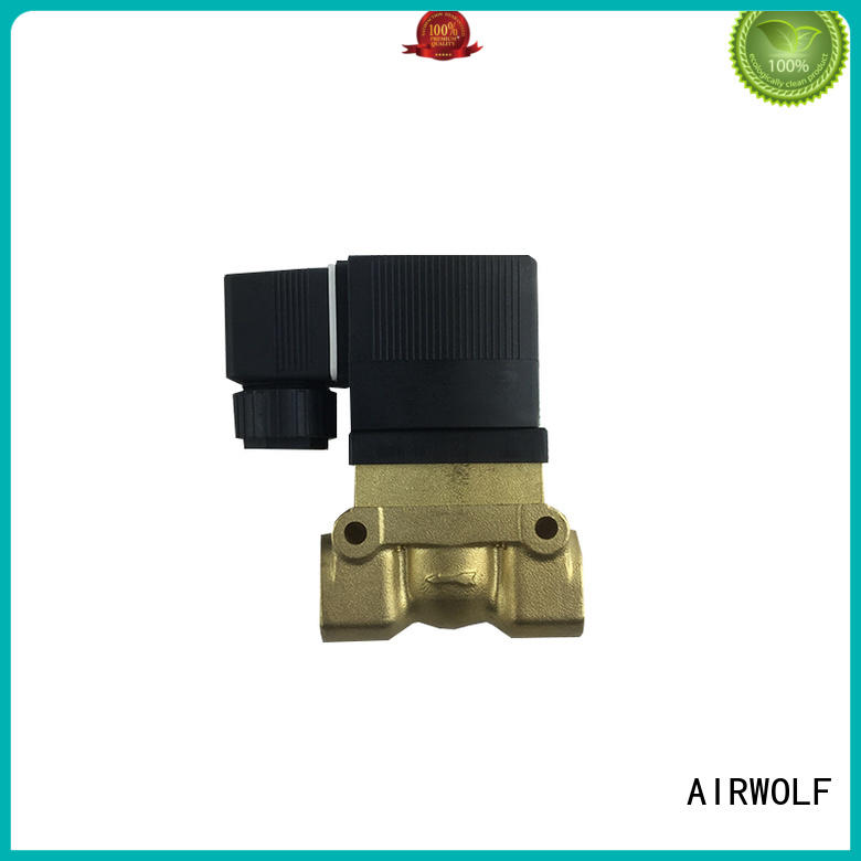 AIRWOLF high-quality pneumatic solenoid valve way for gas pipelines