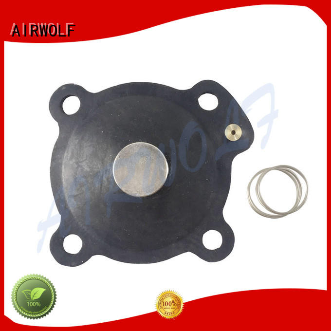 AIRWOLF integral air valve repair kit air foundry  industry