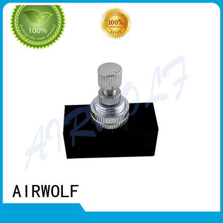 AIRWOLF custom pneumatic manual control valve basic at discount