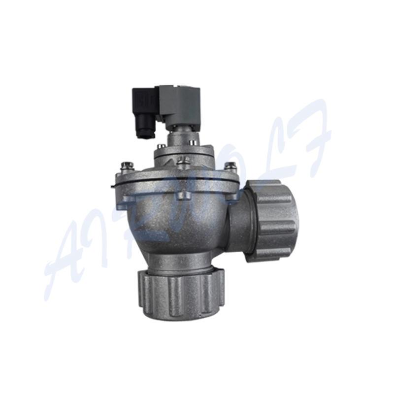 AIRWOLF aluminum alloy pulse motor valve cheap price for sale-1