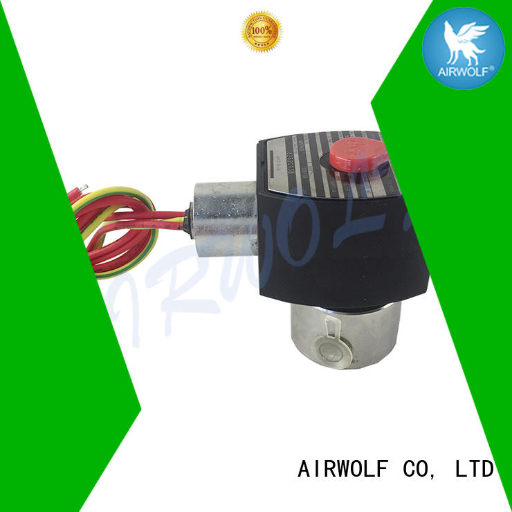 aluminium alloy solenoid valves on-sale magnetic direction system