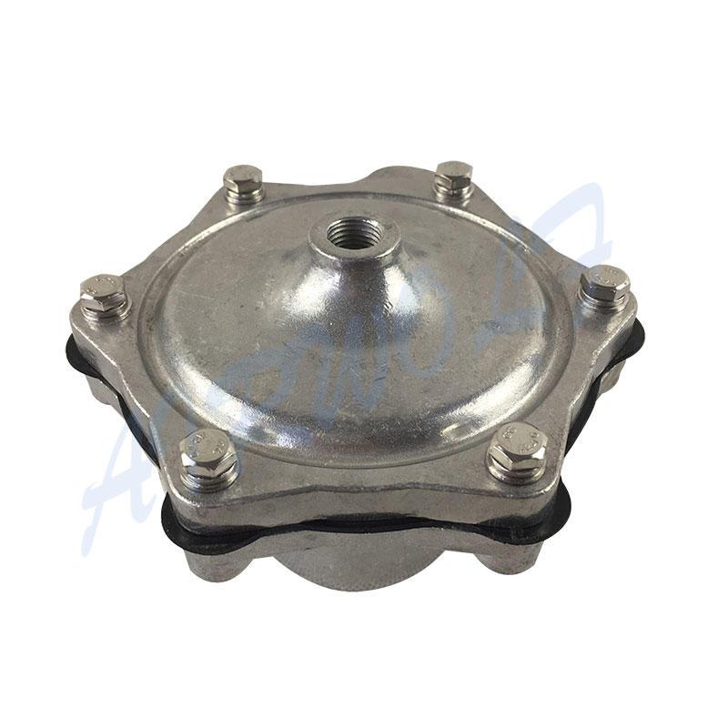 remote anti pulse valve aluminum alloy custom dust blowout-1