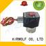 AIRWOLF hot-sale pneumatic solenoid valve single pilot for gas pipelines