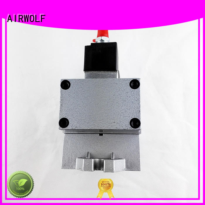 on-sale pilot operated solenoid valve high-quality water pipe AIRWOLF