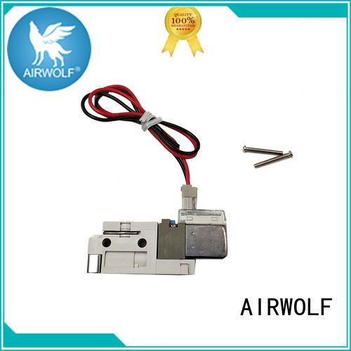 AIRWOLF ODM single solenoid valve body switch control