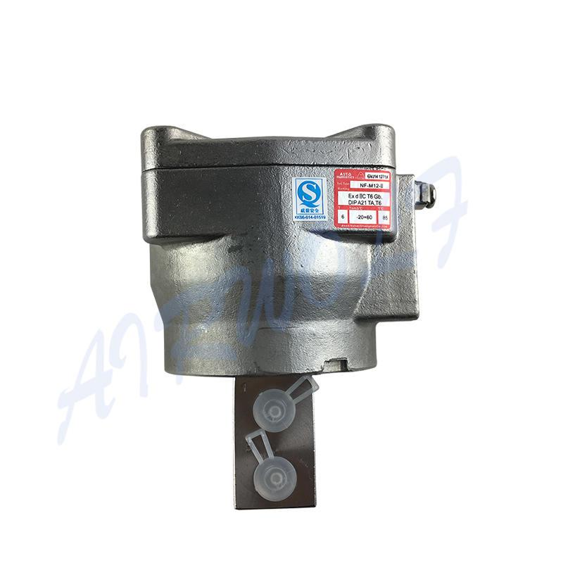 AIRWOLF hot-sale solenoid valves liquid pipe-1
