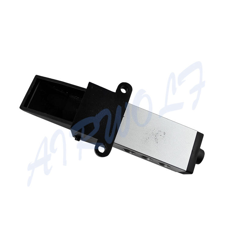 custom hand operated pneumatic valve control wholesale AIRWOLF-2