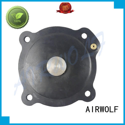 AIRWOLF red Nitrile Diaphragm repair kit hot-sale foundry  industry