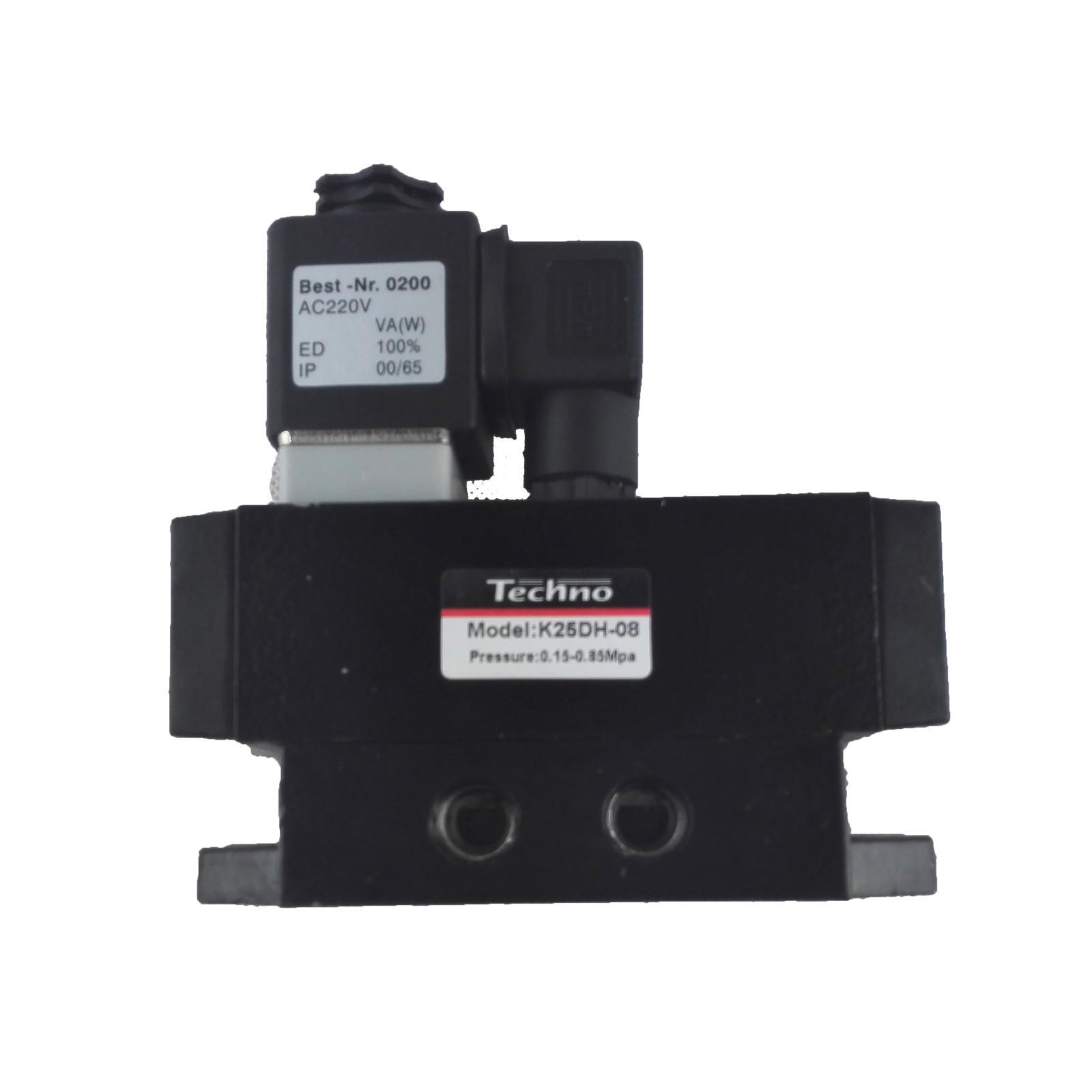 OEM single solenoid valve hot-sale magnetic direction system-1