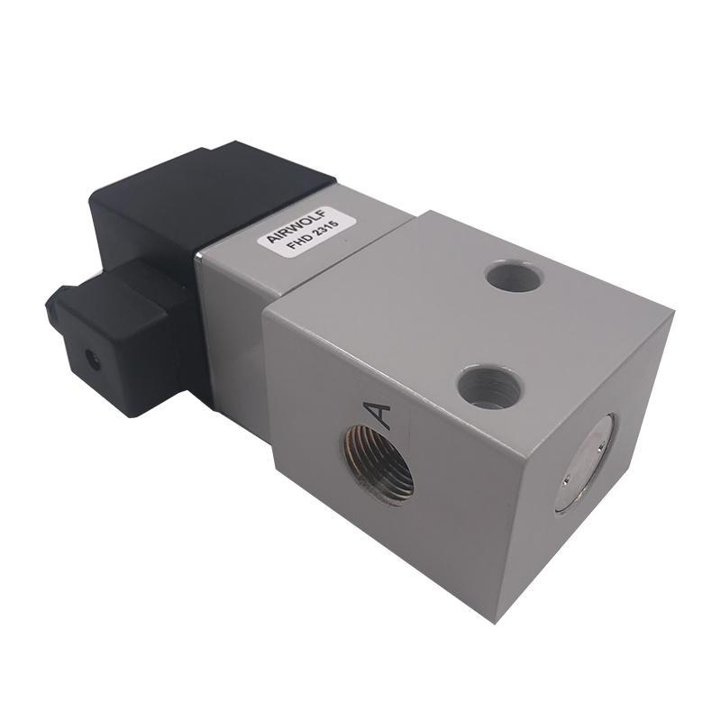 pneumatic solenoid valve hot-sale spool direction system-1