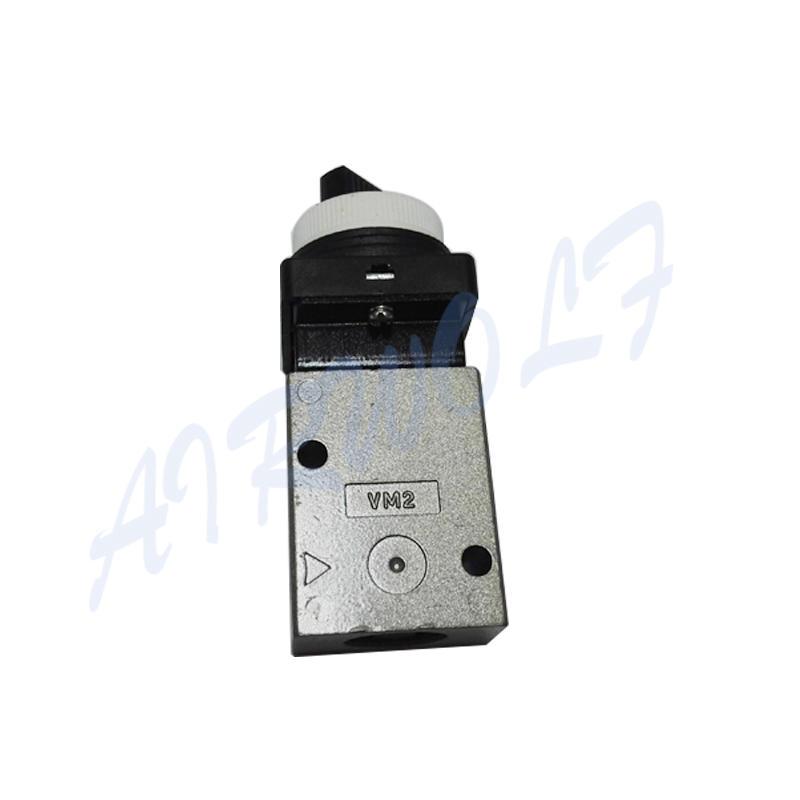 high quality push button pneumatic air valve drive bulk production AIRWOLF-2