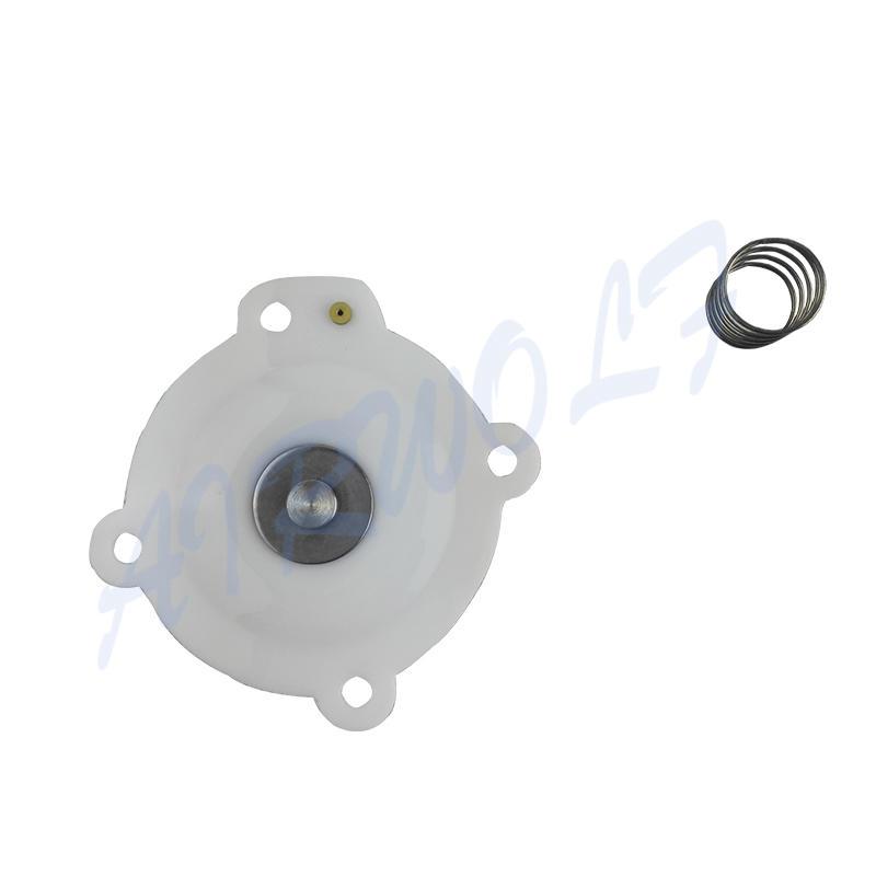 AIRWOLF hot-sale diaphragm valve repair Santoprene dyeing industry-1