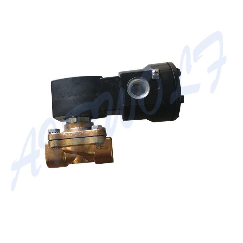 solenoid valves hot-sale magnetic liquid pipe-1