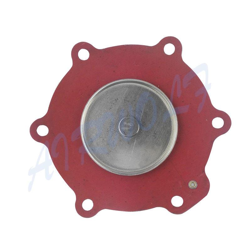 Taeha type Diaphragm valve repair kit TH-5825-B Green Viton 1 inch-3