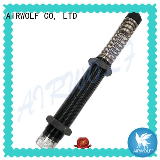 black air pressure cylinder anti-shock aluminium alloy for wholesale