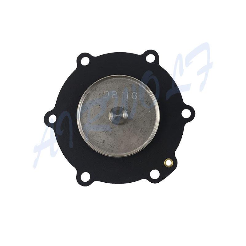 AIRWOLF green diaphragm valve repair kit pneumatic textile industry-1