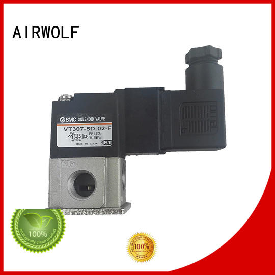 AIRWOLF pilot operated solenoid valve hot-sale switch control