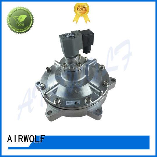 AIRWOLF norgren series turbo pulse valves custom for sale