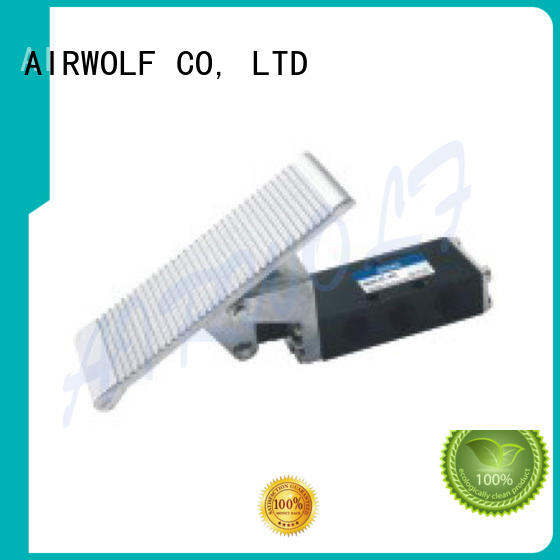 cheapest price hand operated pneumatic valve control wholesale AIRWOLF