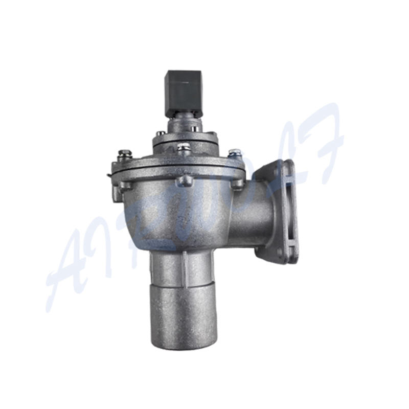 AIRWOLF norgren series pulse valve function custom dust blowout-1