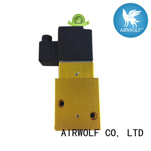pneumatic solenoid valve on-sale spool switch control