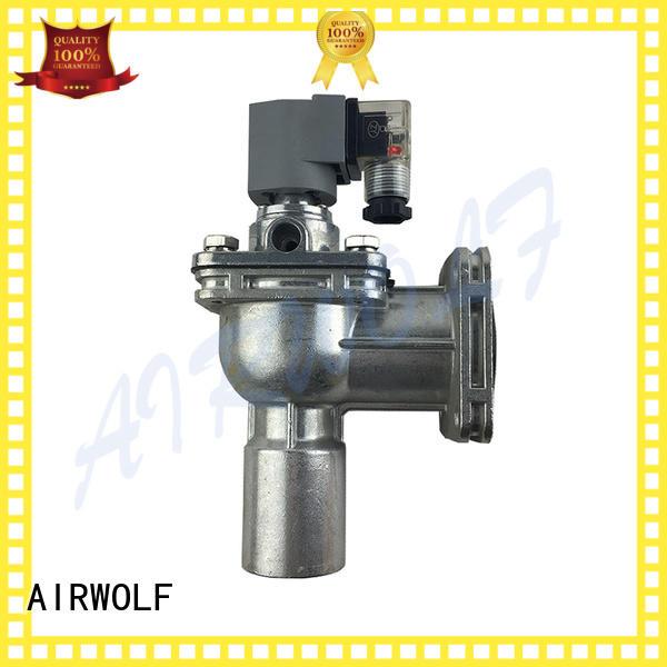 AIRWOLF electrically goyen pulse jet valve norgren series