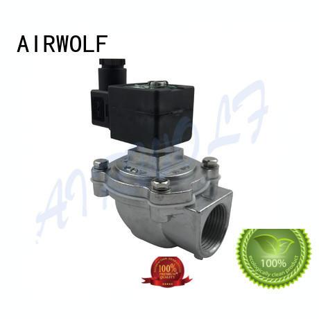 AIRWOLF series pneumatic mechanical valve truck