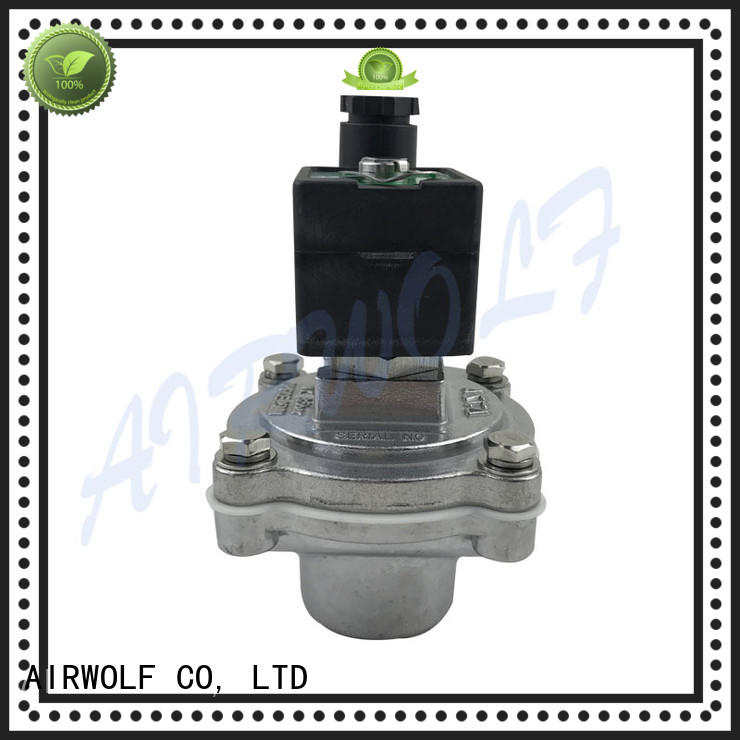 AIRWOLF Brand korea thread equivalent pneumatic operated valve