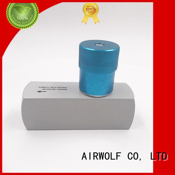 cheapest price pneumatic manual control valve custom bulk production AIRWOLF