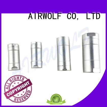 mechanical pneumatic manual control valve custom alloy bulk production