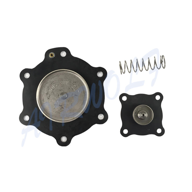 AIRWOLF turbo solenoid valve repair kit circle foundry  industry-1