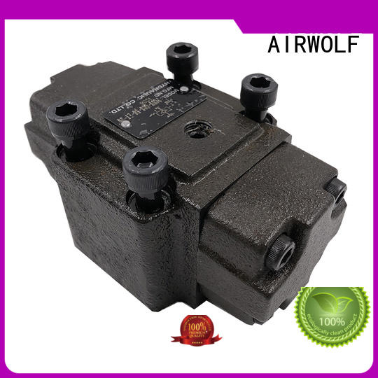 AIRWOLF cheap hydraulic valve at discount for gas opening