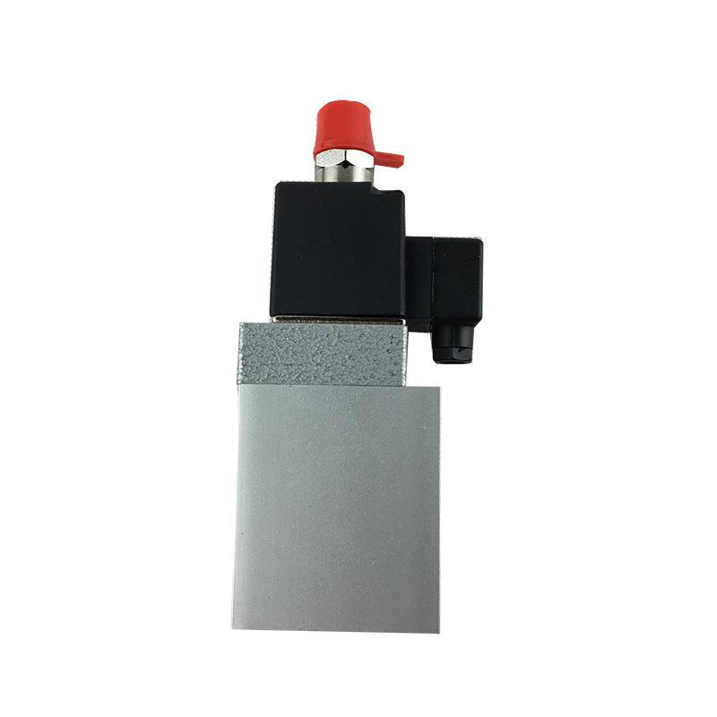 AIRWOLF aluminium alloy solenoid valves single pilot adjustable system-1
