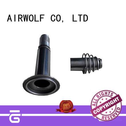 AIRWOLF aluminium alloy solenoid valves single pilot for gas pipelines