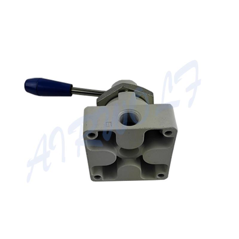 AIRWOLF cheapest price pneumatic manual control valve control bulk production-2